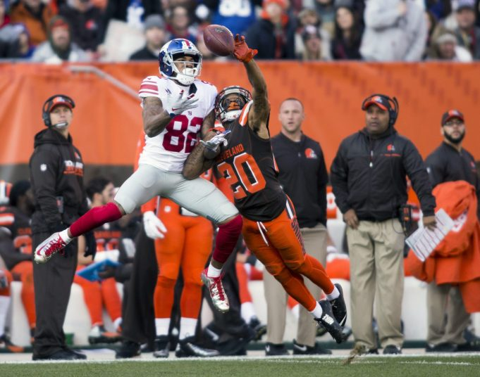 New York Giants Wide Receiver Roger Lewis Arrested For OVI In Ohio