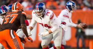 OT Ereck Flowers is the X Factor for the New York Giants Offense in 2017