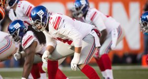 New York Giants Big Blue Bylines, 6/18/17: Happy With Ereck Flowers