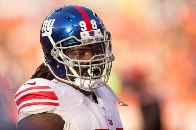Damon 'Snacks' Harrison: The Heart of the New York Giants Defense