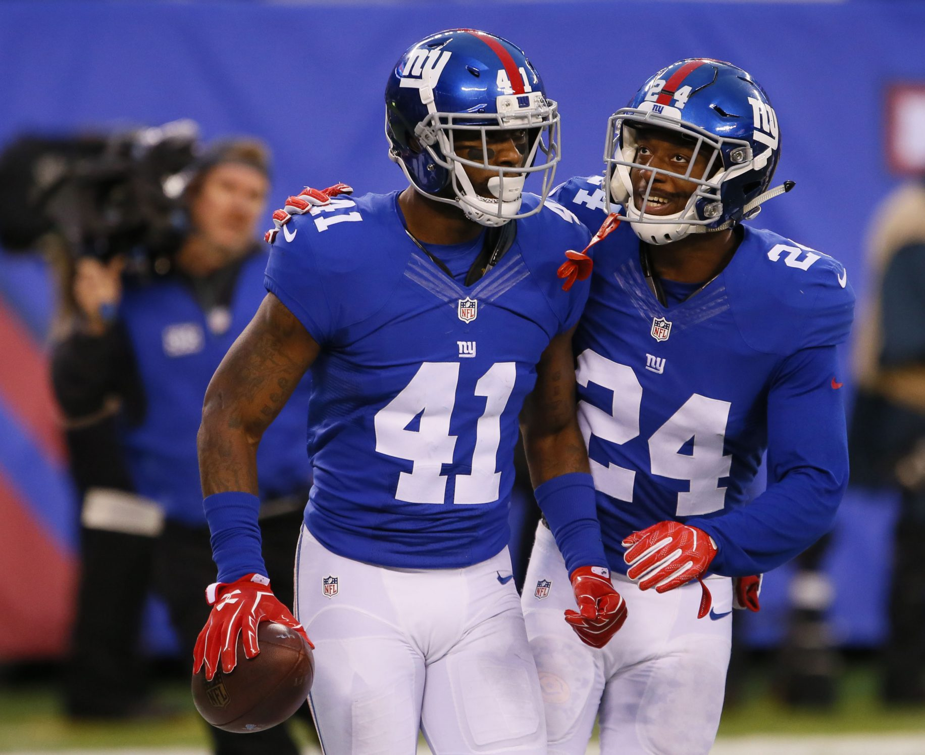 Can New York Giants CB Eli Apple Be This Year s Landon Collins
