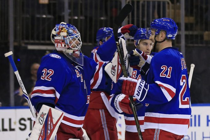 New York Rangers: Derek Stepan and Antti Raanta Traded to Arizona Coyotes