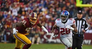 New York Giants: RB Coach Craig Johnson Believes Paul Perkins Can Be Every Down Back 1