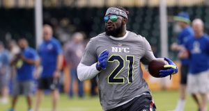 New York Giants' Landon Collins Says He Was Robbed of Defensive Player of the Year