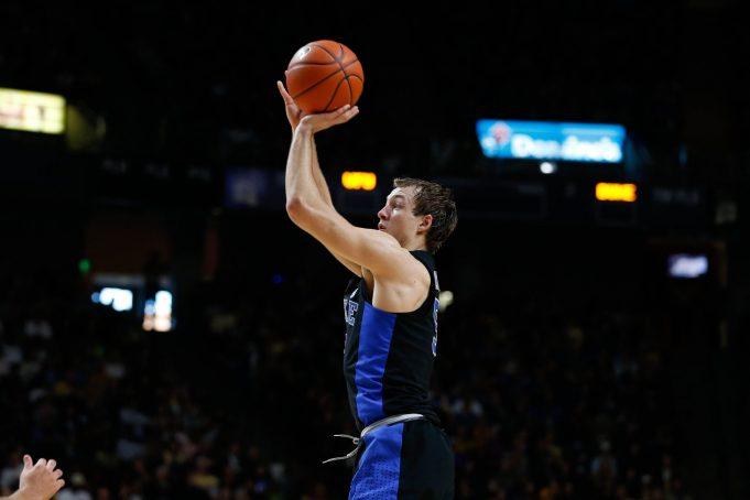 Brooklyn Nets: Is Duke's Luke Kennard An Option If He Falls To 22? 3