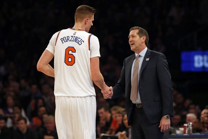 Jeff Hornacek Finally Has a Chance With the New York Knicks 2