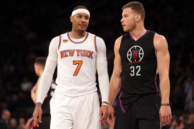 Why Would Knicks' Carmelo Anthony Want to Join the Los Angeles Clippers? 4