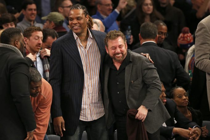 New York Knicks: James Dolan Firing Phil Jackson to Save Face of the Knicks 1