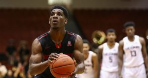 New York Knicks Select Houston's Damyean Dotson With No. 44 Pick
