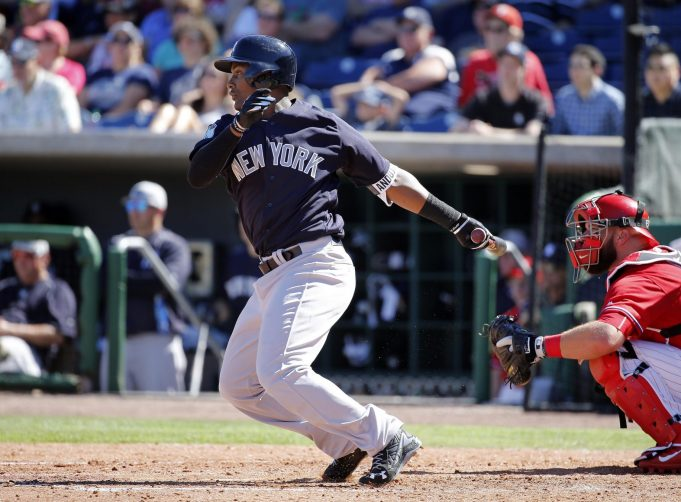 New York Yankees To Call Up Miguel Andujar (Report)
