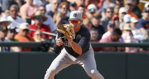 Tyler Wade Is The Best Internal Option For The New York Yankees