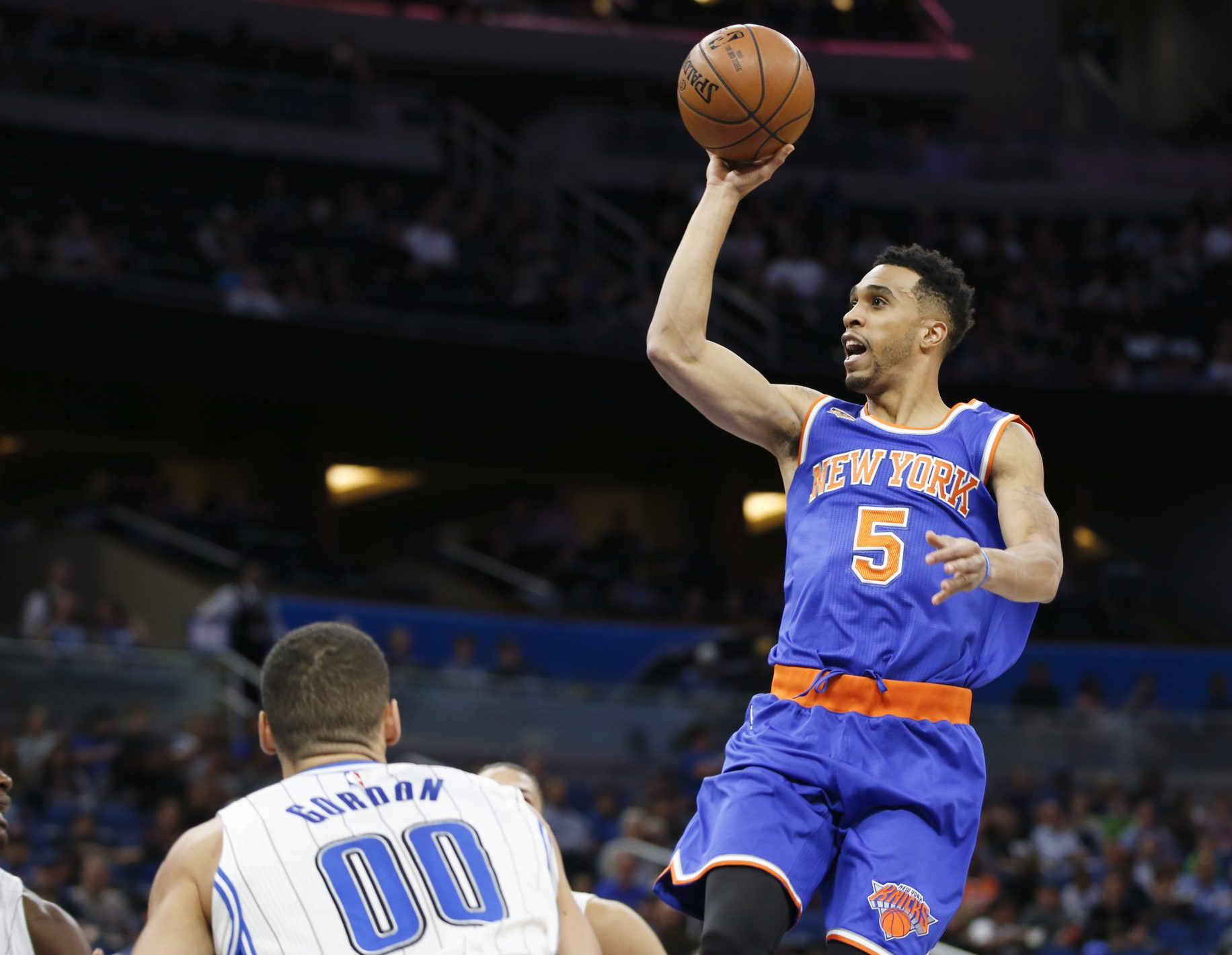 Could the New York Knicks Move Courtney Lee for a 1st Rounder? 1