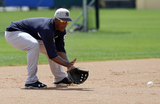 New York Yankees Trying Miguel Andujar At New Position (Video)