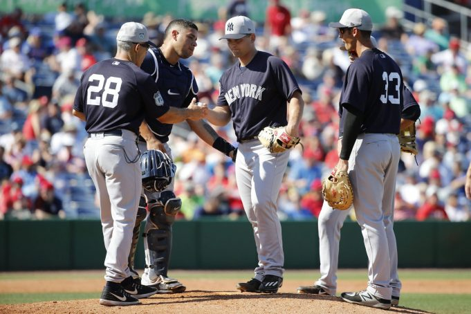 New York Yankees Fans: Don't Look For The Savior In Triple-A Right Now