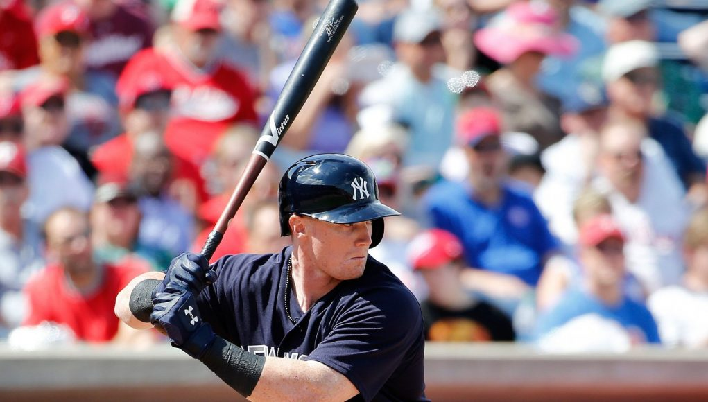 New York Yankees Outfield Prospect Is Officially Knocking On The Door