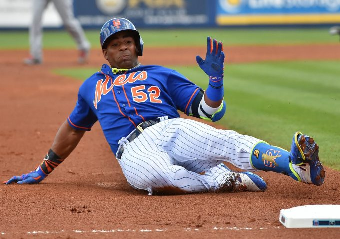 New York Mets OF Yoenis Cespedes Will Return Saturday Following Prolonged DL Stint 3