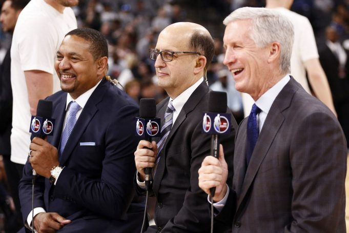 Jeff Van Gundy Provides Quote of the Year Concerning 1990s New York Knicks Teams