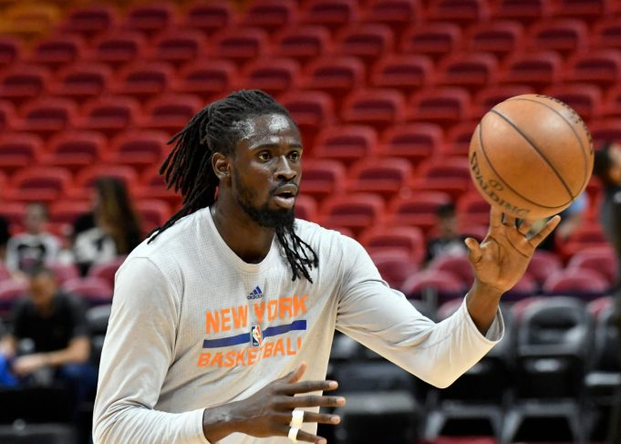 New York Knicks Waive Forward Maurice Ndour (Report)