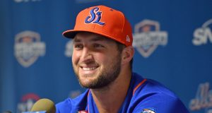 Noah Syndergaard Doubts Tim Tebow Will Be His Teammate This Season