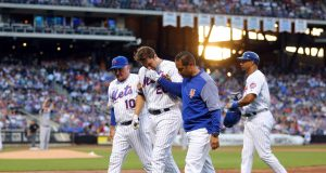 Neil Walker Latest to Go Down As Mets Injury Problems Continue