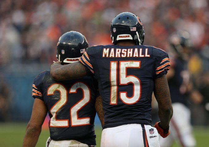 Matt Forte, Brandon Marshall: Focus on Respective Squads, Jets & Giants, Rather Than Each Other 2