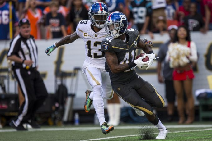 The New York Giants Receivers & Secondary Will Make Them NFC Favorites 2