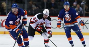 Kyle Burroughs Is The New York Islanders' Great Unknown
