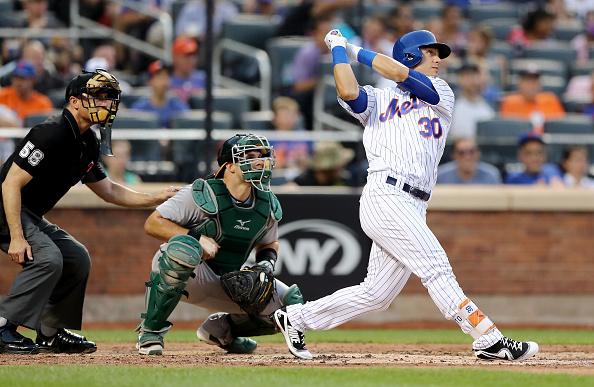 Michael Conforto Is Beacon of Light in New York Mets Dark Season