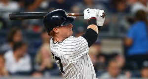 Arrangement That Would Allow Frazier To Stay With The New York Yankees