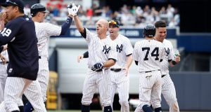New York Yankees' Brett Gardner Walks Off Tampa Again, 5-4 (Highlights)