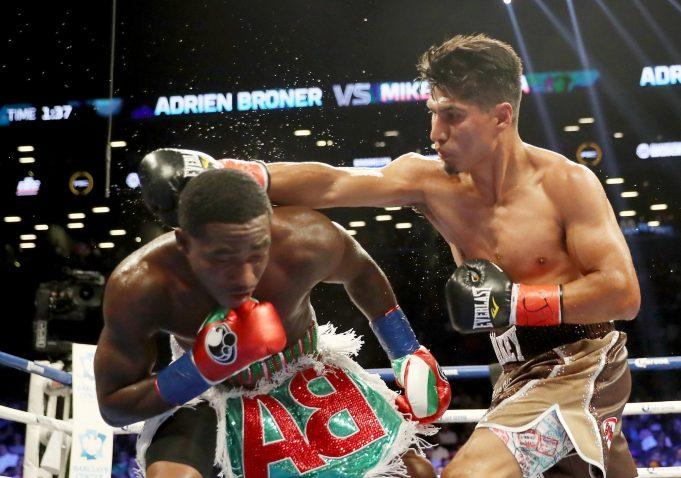 Mikey Garcia Dominates Adrien Broner at Barclays Center (Highlights)