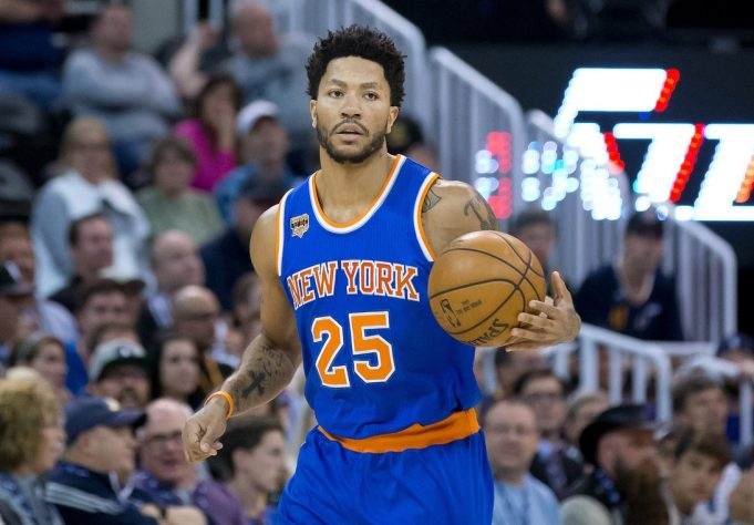 New York Knicks: Derrick Rose to Meet With the Clippers (Report)