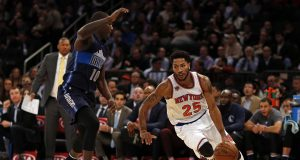 Knicks Free Agency: Mavs Are Interested In Derrick Rose (Report)