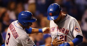 New York Mets: Curtis Granderson Negotiating Trade With Tampa Bay Rays 2