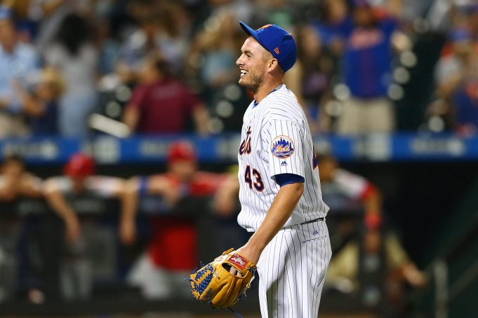 New York Mets Deal Addison Reed To Boston Red Sox (Report)
