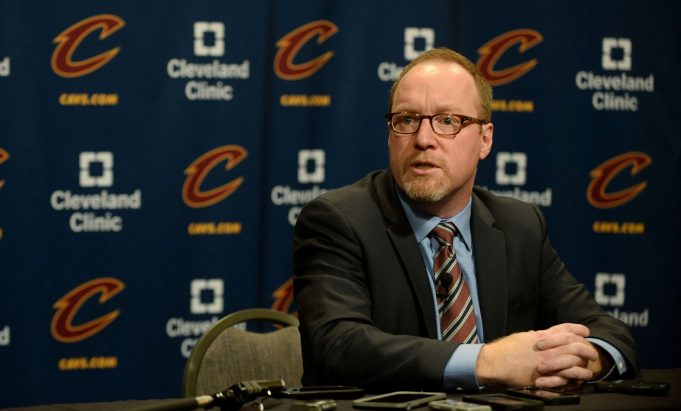 New York Knicks, David Griffin Moving Toward Contract Talks (Report)