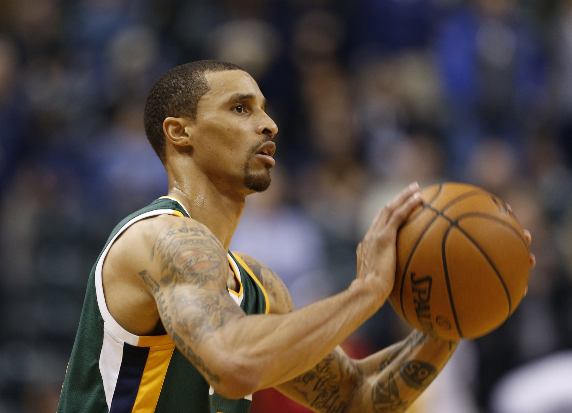 New York Knicks: George Hill Is Top Free Agency Target (Report)