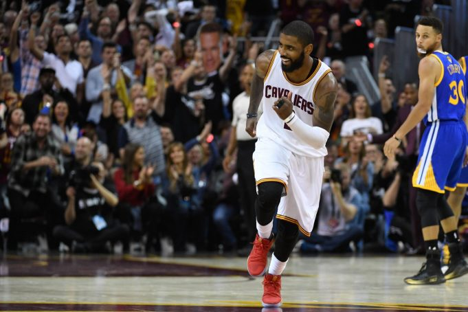 New York Knicks News Mix, 7/27/17: Kyrie Irving 'Badly' Wants to Play in NY