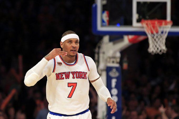 New York Knicks News Mix, 7/19/17: Carmelo Anthony Trade Still On Pause