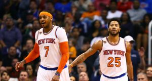 New York Knicks Daily News Mix, 7/3/17: Melo Open to Trade, D-Rose-Bucks