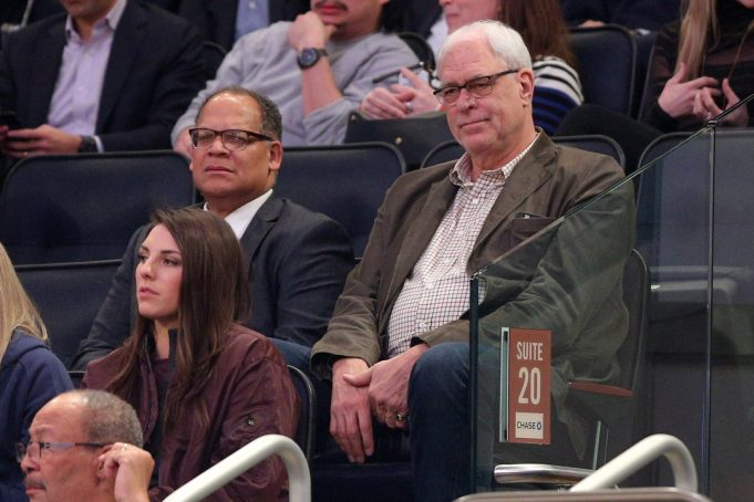 New York Knicks: Phil's Flunky Curses Out Reporters Over Melo Video