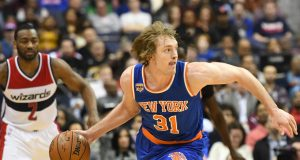 New York Knicks News Mix, 7/11/17: Baker Gets New Deal, Mills Will Be Prez