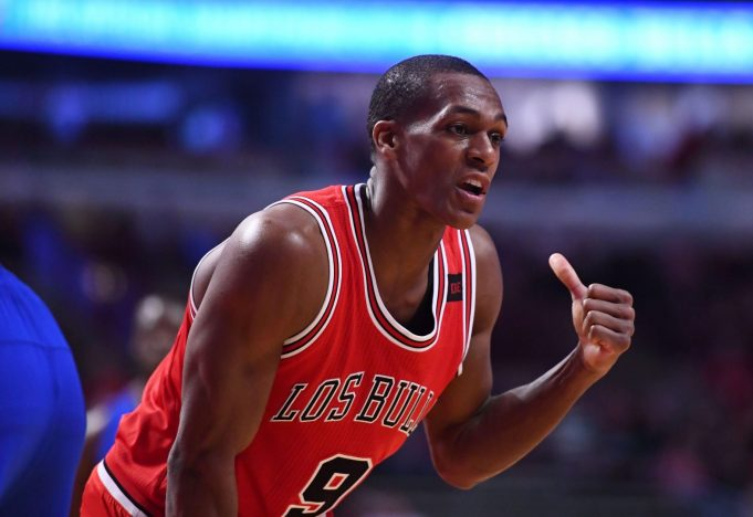 New York Knicks, Rajon Rondo Still Have Mutual Interest (Report)