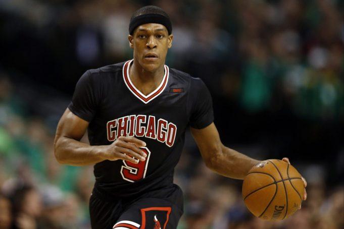 New York Knicks Have Spoken to Rajon Rondo (Report)