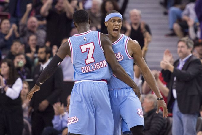 Knicks Reached Out to Rajon Rondo, Darren Collison (Report)