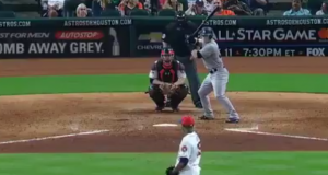 New York Yankees: Clint Frazier Blasts Home Run In Debut (Video)