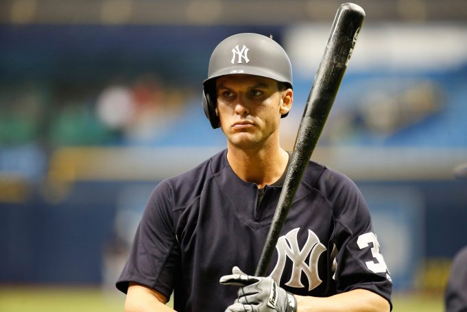 New York Yankees 1B Greg Bird: 'My Season Is Not Over'