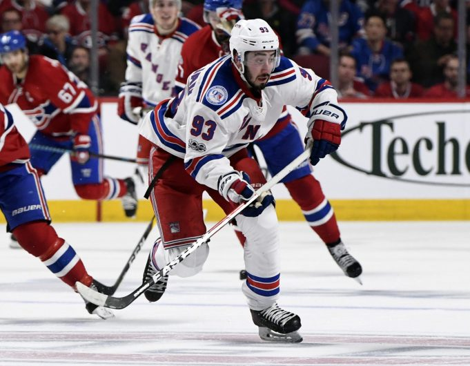 New York Rangers Blueshirt Beat, 7/24/17: Mika Zibanejad Negotiations Commence 2
