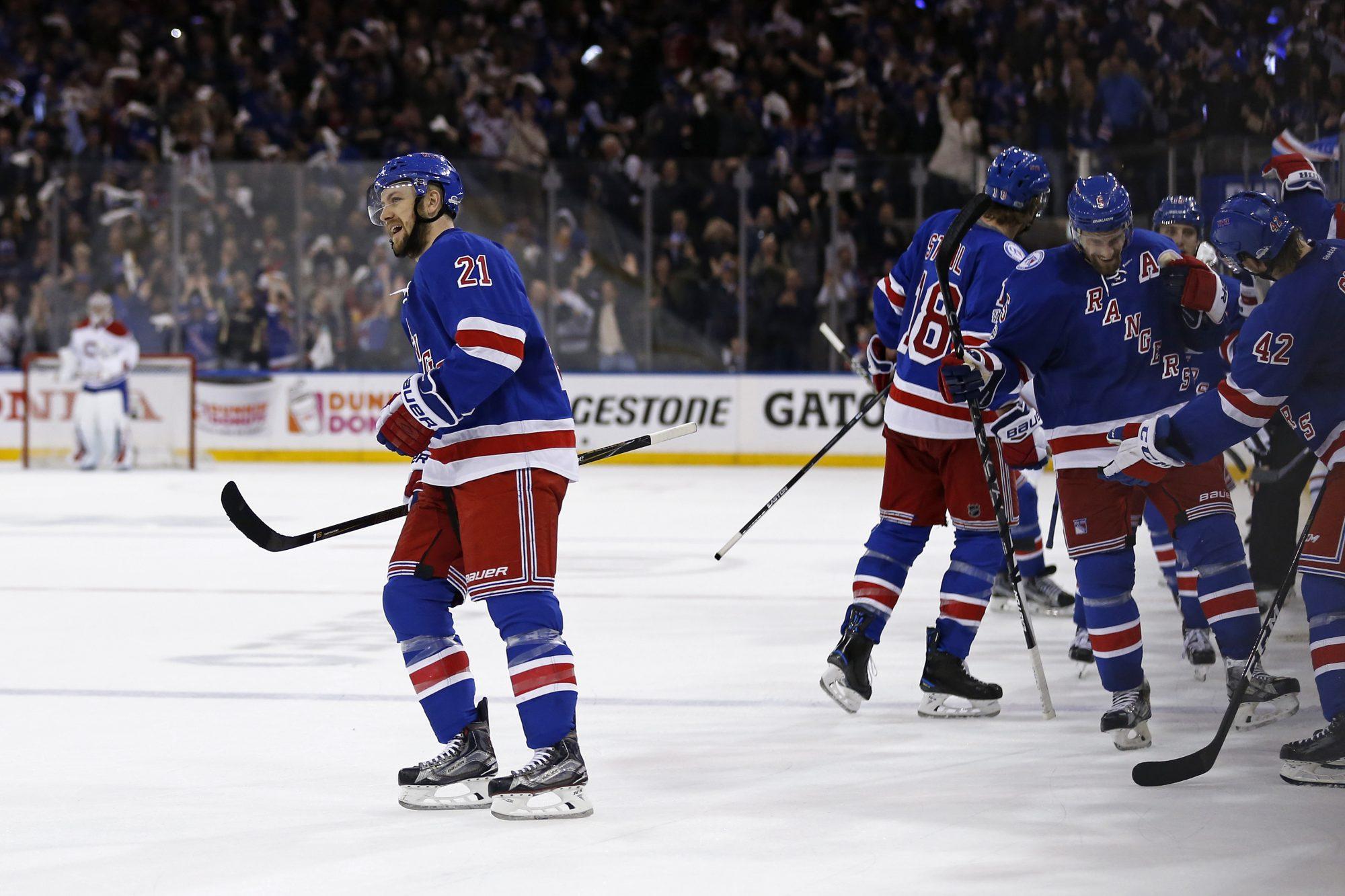 New York Rangers Leaving Derek Stepan Unprotected in Expansion Draft Still the Better Move