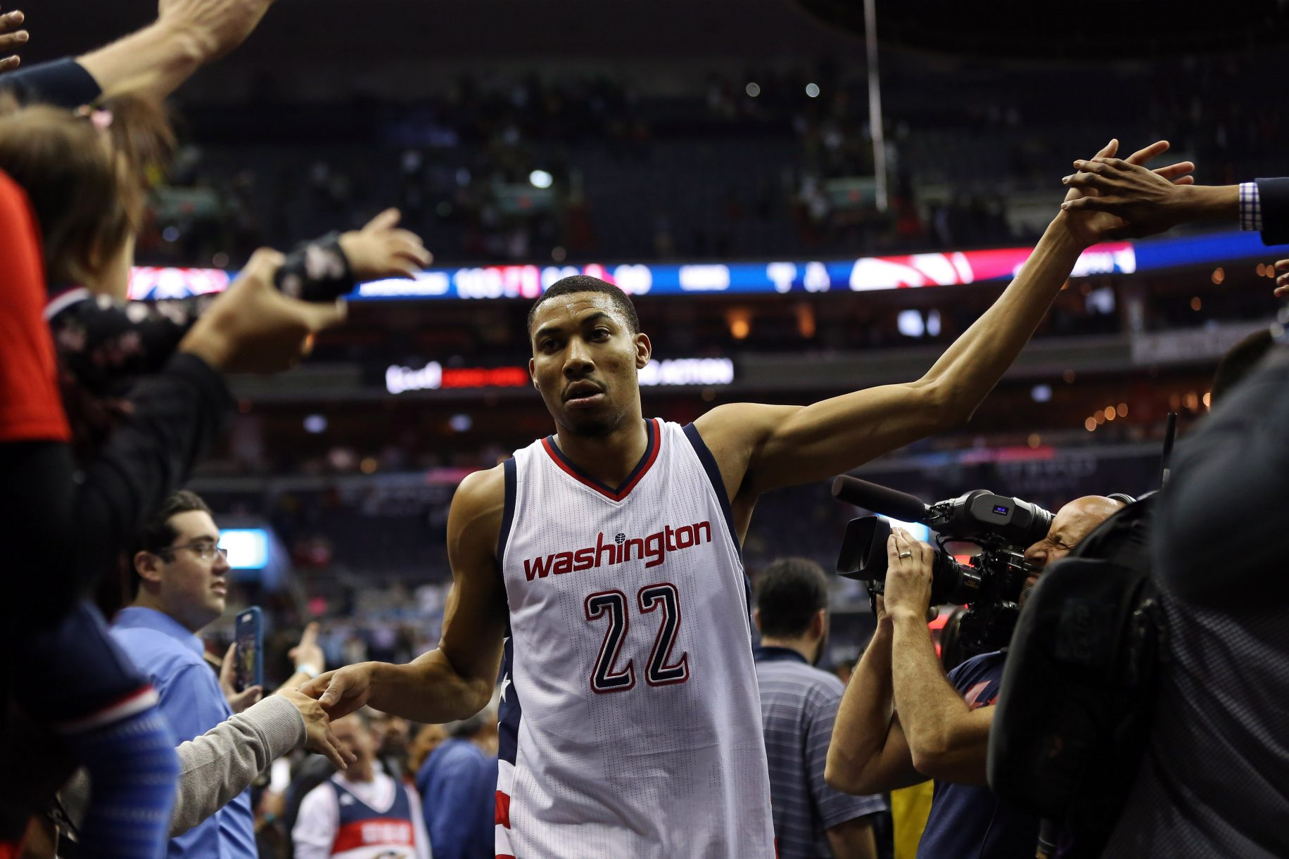 Brooklyn Nets, Otto Porter Reach Agreement on Max Deal (Report)
